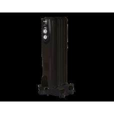Масляный радиатор Ballu Classic black BOH/CL-05BRN 1000 (5 секций)