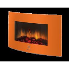 Электрический камин Electrolux EFP/W-1200URLS Оранжевый