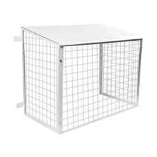 Антивандальная решетка для кондиционера (сборная ШxВxГ 1000х600х500)