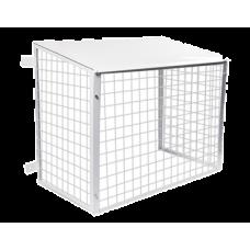 Антивандальная решетка для кондиционера (сборная ШxВxГ 1200х1000х700)