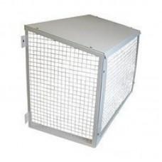Антивандальная решетка для кондиционера (сборная ШxВxГ 800х600х500)